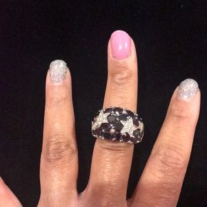 Black star ring!